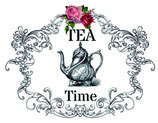 HOME DECOR TEA TIME