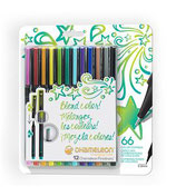 CHAMELEON FINELINERS PACK 12 COLORES