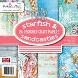 BLOC SCRAP STARFISH & SANDCASTLES