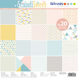 PACK PAPEL SCRAP SCANDI SWEET