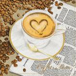 SERVILLETA MINI CAFÉ