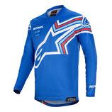 Alpinestars Racer Braap Blue Off White