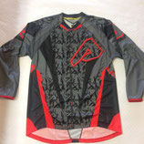 Acerbis Impact Jersey Red Black