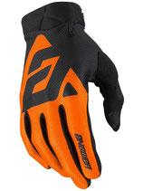 Answer AR3 Voyd Gloves Black Hyper Orange