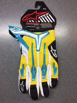 Alpinestars Charger Gloves Yellow