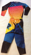 Acerbis Kids Yellow Blue Red