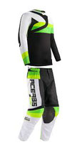 Acerbis Spacelord Black Yellow Fluo Green