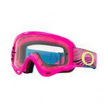Oakley XS O Frame Wind Tunnel Pink