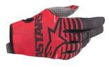 Alpinestars Radar Gloves Bright Red Black