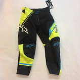 Alpinestars Youth Racer Pant Black Yellow