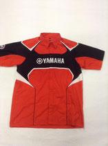 Yamaha Paddock Pitshirt Red