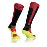 Acerbis MX X-Flex Compression Socks Blue Red