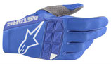 Alpinestars Racefend Gloves Blue White