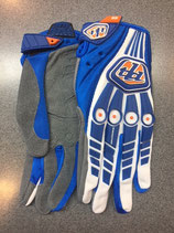 Troy Lee Designs Gloves SE Blue White