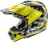 Arai MX-V Scoop Yellow