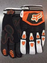 Fox Pawtector Gloves Orange
