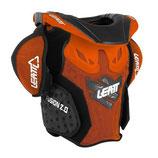 Leatt fusion vest 2.0 JR. L/XL orange