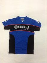 Yamaha T-Shirt Blue Black