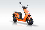 Lifan E3 Scooter Orange Deluxe