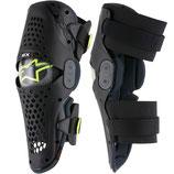 Alpinestars SX1 knee guard Black/Anthracite