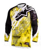 Alpinestars Racer Yellow Black