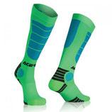 Acerbis MX Impact Socks Green Blue