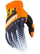 Answer AR3 Korza Gloves Orange Black