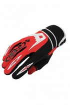 Acerbis MX X2 Gloves Red
