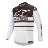 Alpinestars Racer Supermatic White Black