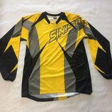 Sinisalo Tech Jersey Black/Yellow