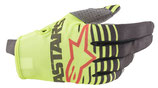 Alpinestars Radar Gloves Yellow Fluo Anthracite