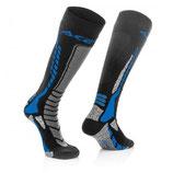 Acerbis MX Pro Socks Black Blue