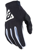Answer AR2 Bold Gloves Black White