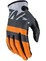 Answer AR1 Voyd Gloves Charcoal Orange Gray