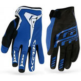 Acerbis MX X1 Gloves Blue