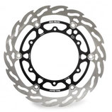 Motomaster Brake Disc Front Oversize Flame 270mm
