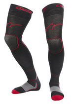 Alpinestars MX Socks Long Black Red