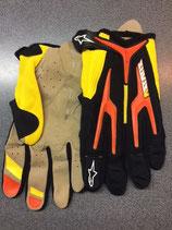 Alpinestars Jet Gloves Orange