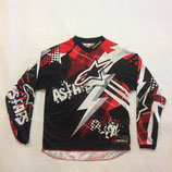 Alpinestars Charger Jersey Youth Black Red