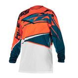 Acerbis X-Gear Jersey White Orange