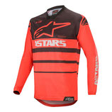 Alpinestars Racer Supermatic Bright Red Black