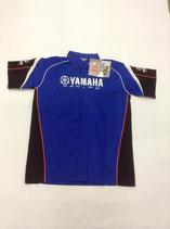 Yamaha Hemd Blue