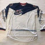 Troy Lee Designs GP Jersey White