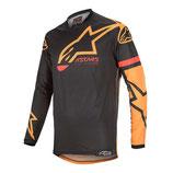 Alpinestars Racer Tech Compass Black Orange