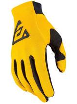 Answer AR2 Bold Gloves Yellow Black
