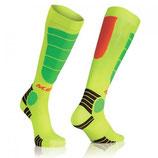 Acerbis MX Impact Junior Socks Orange Yellow