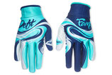 Deft Family Gloves ART2 Swoop Teal Navy