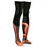 Acerbis X-Leg Pro Socks Black Orange