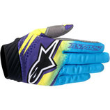 Alpinestars Techstar Venom Gloves Lime Green
