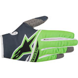 Alpinestars Radar Flight Gloves Anthracite Green